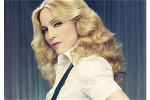 Madonna, David'e veda edebilir